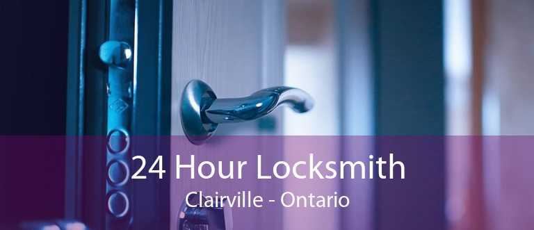 24 Hour Locksmith Clairville - Ontario