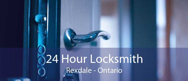 24 Hour Locksmith Rexdale - Ontario