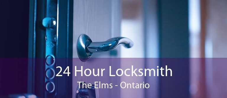 24 Hour Locksmith The Elms - Ontario