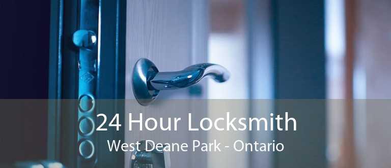 24 Hour Locksmith West Deane Park - Ontario