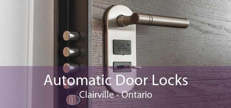 Automatic Door Locks Clairville - Ontario