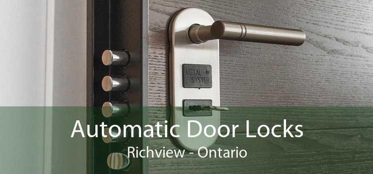 Automatic Door Locks Richview - Ontario