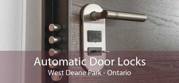 Automatic Door Locks West Deane Park - Ontario