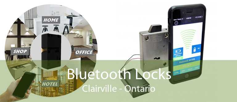 Bluetooth Locks Clairville - Ontario