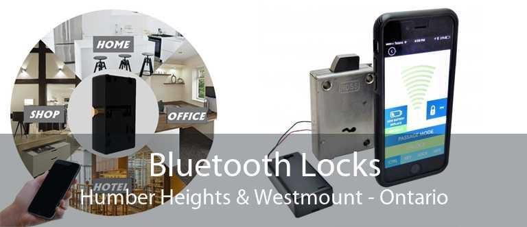 Bluetooth Locks Humber Heights & Westmount - Ontario