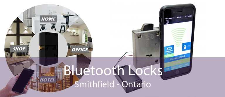 Bluetooth Locks Smithfield - Ontario