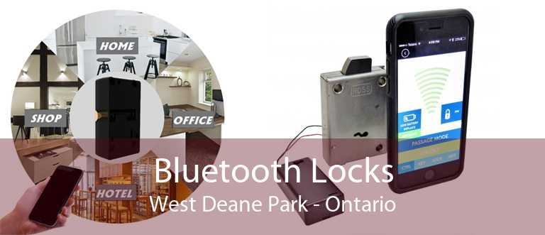 Bluetooth Locks West Deane Park - Ontario