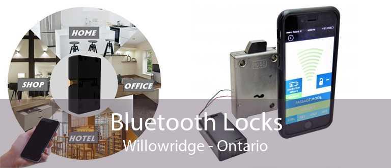 Bluetooth Locks Willowridge - Ontario
