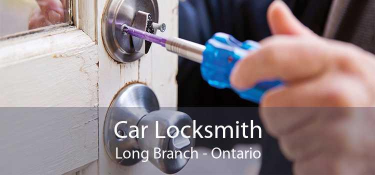 Car Locksmith Long Branch - Ontario