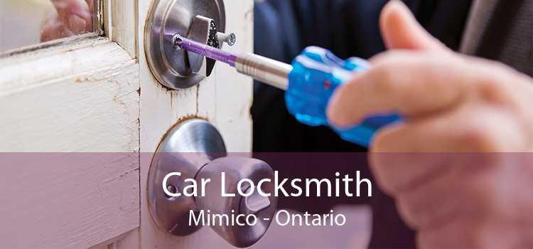 Car Locksmith Mimico - Ontario