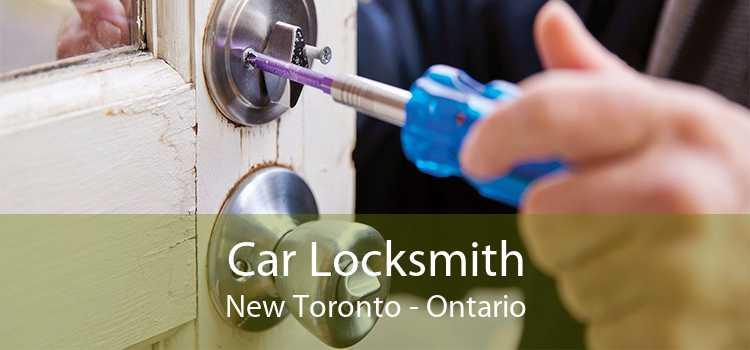 Car Locksmith New Toronto - Ontario
