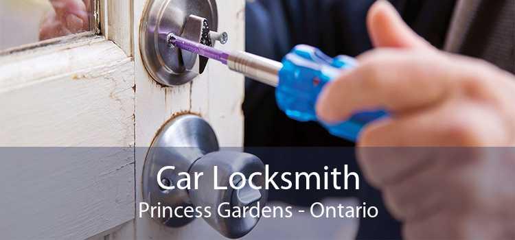 Car Locksmith Princess Gardens - Ontario