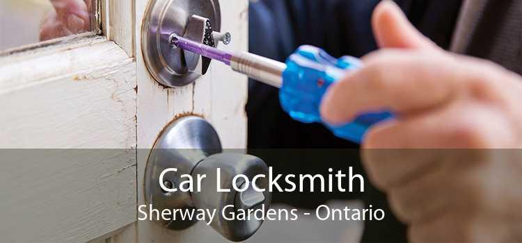 Car Locksmith Sherway Gardens - Ontario