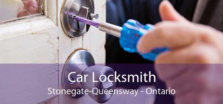 Car Locksmith Stonegate-Queensway - Ontario
