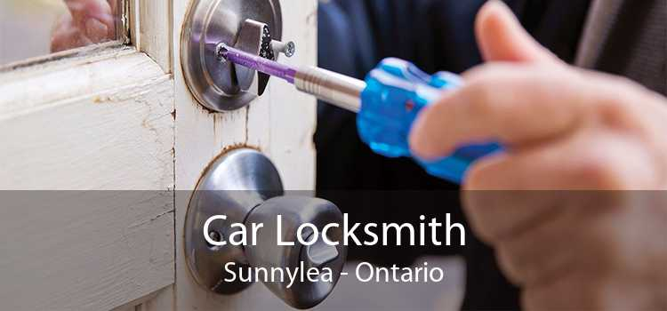 Car Locksmith Sunnylea - Ontario
