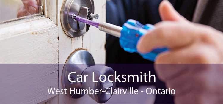 Car Locksmith West Humber-Clairville - Ontario