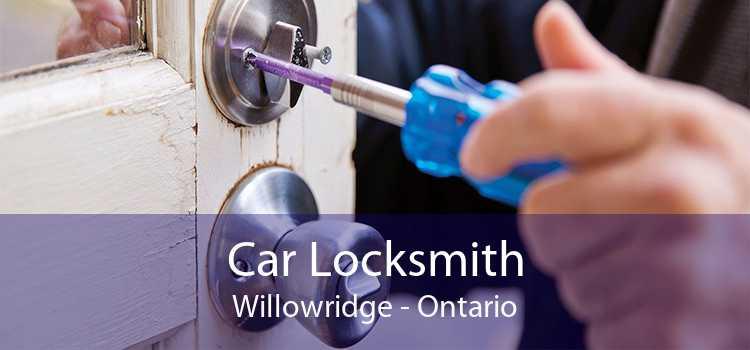 Car Locksmith Willowridge - Ontario