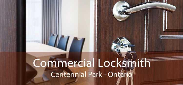 Commercial Locksmith Centennial Park - Ontario