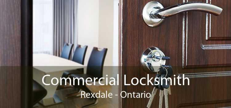 Commercial Locksmith Rexdale - Ontario