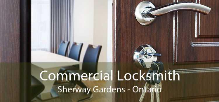 Commercial Locksmith Sherway Gardens - Ontario