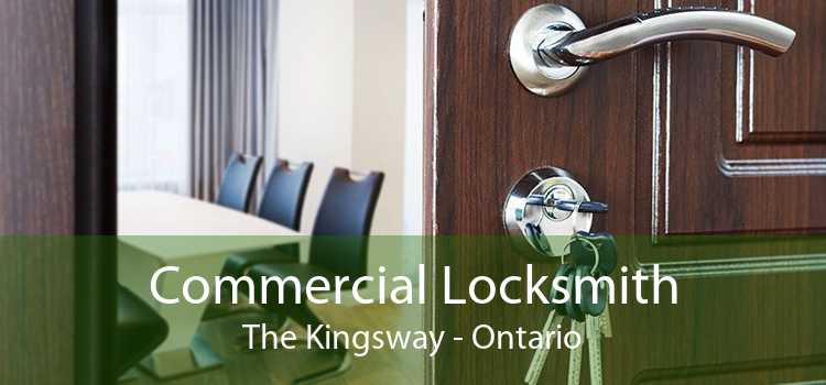 Commercial Locksmith The Kingsway - Ontario