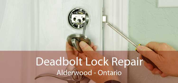 Deadbolt Lock Repair Alderwood - Ontario