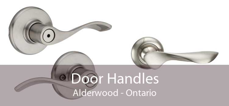 Door Handles Alderwood - Ontario