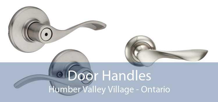 Door Handles Humber Valley Village - Ontario