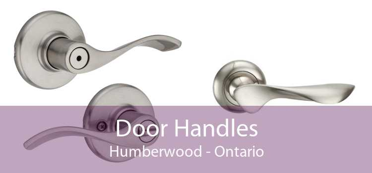 Door Handles Humberwood - Ontario