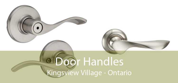 Door Handles Kingsview Village - Ontario