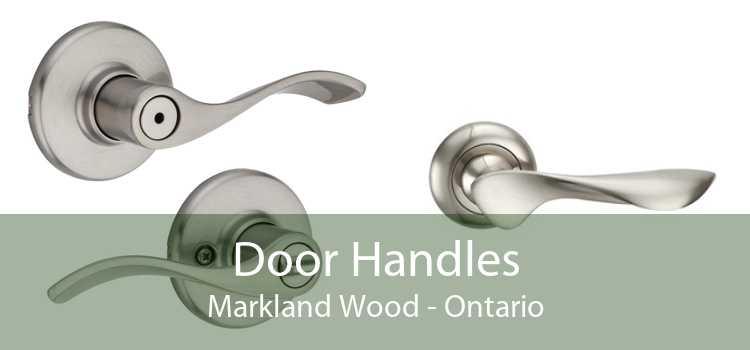 Door Handles Markland Wood - Ontario