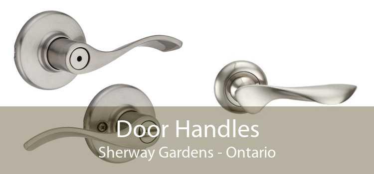 Door Handles Sherway Gardens - Ontario