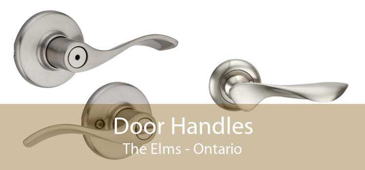 Door Handles The Elms - Ontario