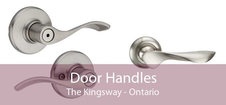 Door Handles The Kingsway - Ontario