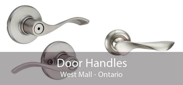 Door Handles West Mall - Ontario