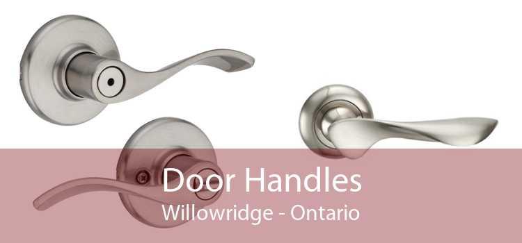 Door Handles Willowridge - Ontario