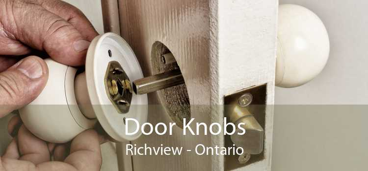 Door Knobs Richview - Ontario