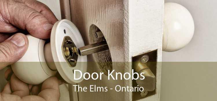 Door Knobs The Elms - Ontario