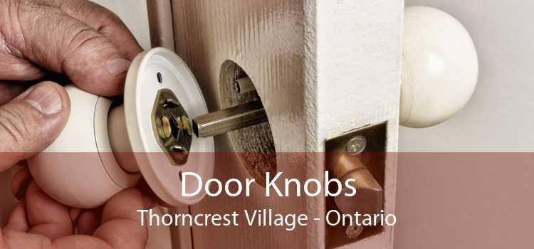 Door Knobs Thorncrest Village - Ontario