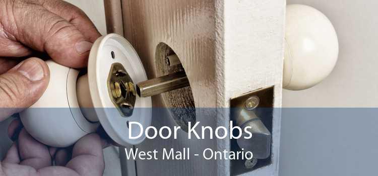 Door Knobs West Mall - Ontario