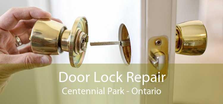 Door Lock Repair Centennial Park - Ontario