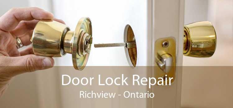Door Lock Repair Richview - Ontario