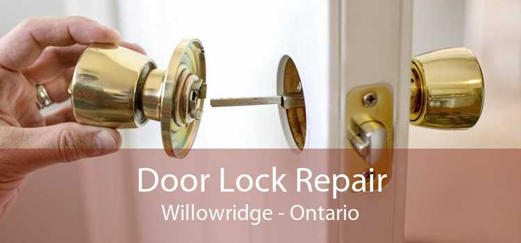 Door Lock Repair Willowridge - Ontario