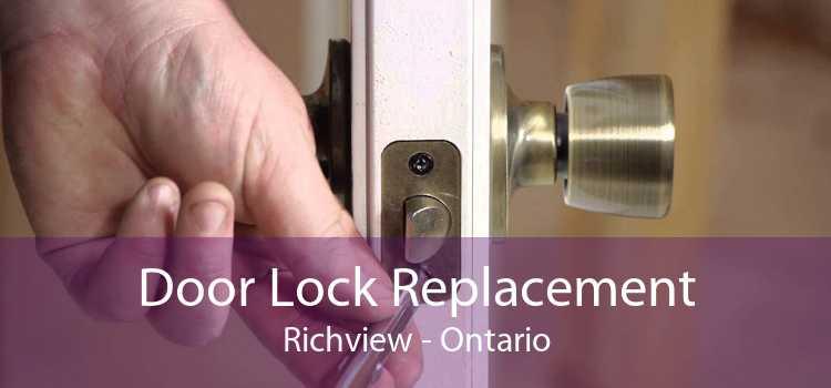 Door Lock Replacement Richview - Ontario