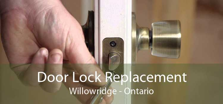 Door Lock Replacement Willowridge - Ontario