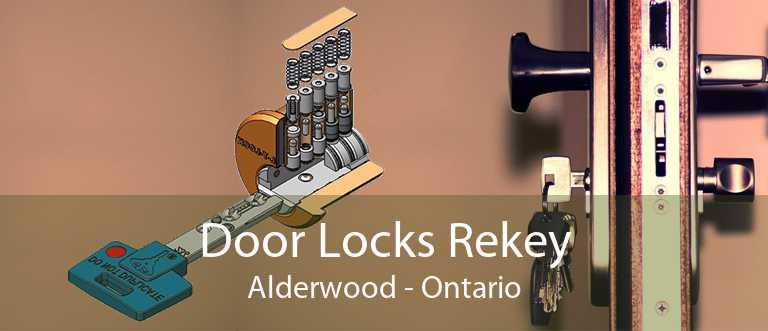 Door Locks Rekey Alderwood - Ontario