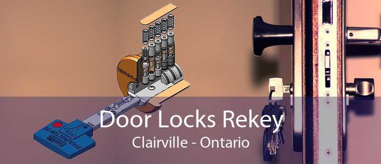 Door Locks Rekey Clairville - Ontario