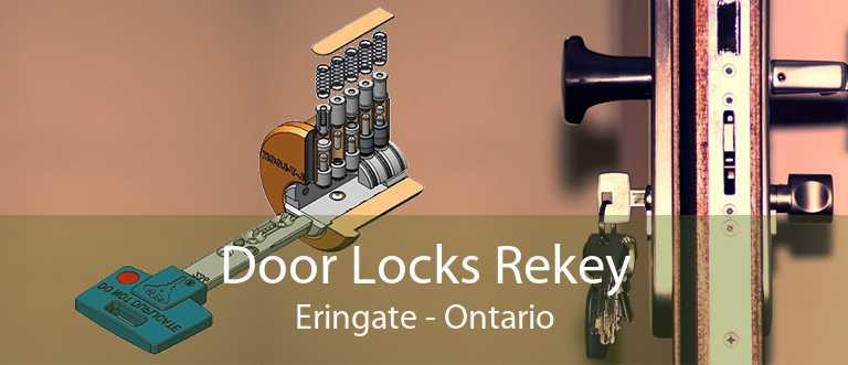 Door Locks Rekey Eringate - Ontario