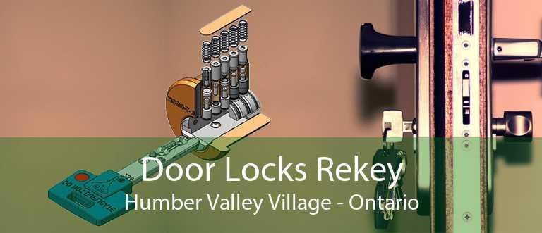 Door Locks Rekey Humber Valley Village - Ontario