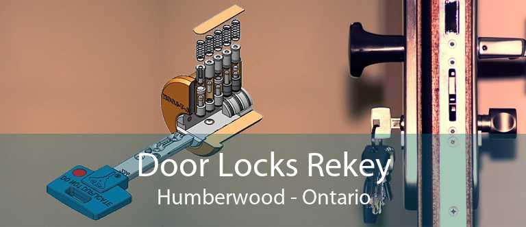 Door Locks Rekey Humberwood - Ontario